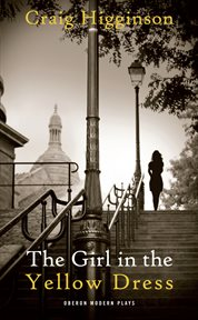 The girl in the yellow dress cover image