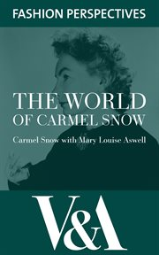 The World of Carmel Snow