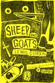 Sheep and goats cover image