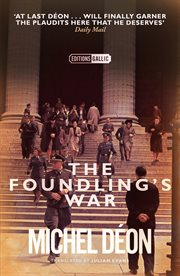 The foundling's war cover image