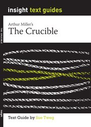 Arthur Miller's The crucible cover image