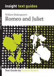 William Shakespeare's Romeo and Juliet cover image