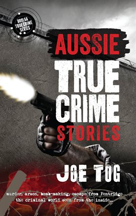 Cover image for Aussie True Crime Stories