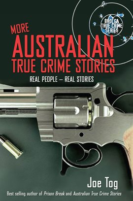 Cover image for More Australian True Crime Stories