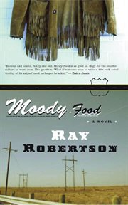 Moody food: a novel cover image