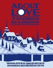 About love : three stories cover image
