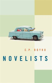 Novelists: stories cover image