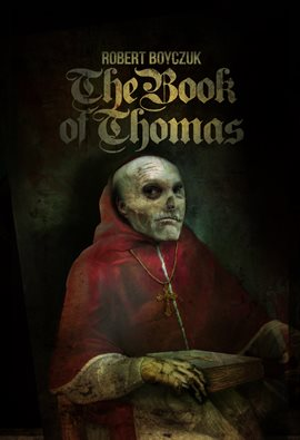 Cover image for The Book of Thomas