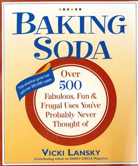 Cover image for Baking Soda