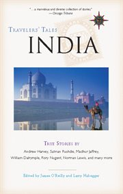 India: true stories cover image