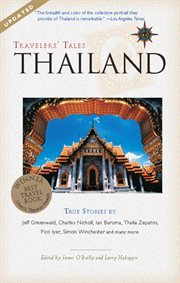 Travelers' tales, Thailand: true stories cover image