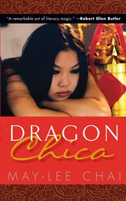 Dragon chica a novel cover image