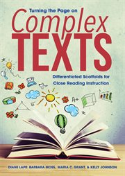 Turning the Page on Complex Texts cover image