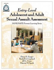 Entry-level adolescent and adult sexual assault assessment cover image
