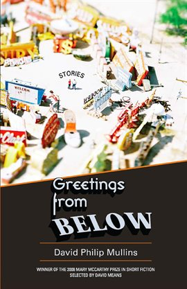 Cover image for Greetings From Below