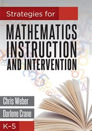 Strategies for mathematics instruction and intervention, k-5 cover image