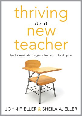 Cover image for Thriving as a New Teacher