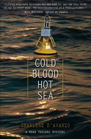 Cold blood, hot sea cover image