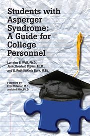 Students with asperger syndrome cover image