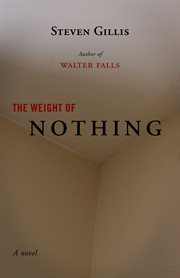 The weight of nothing cover image