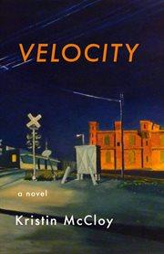 Velocity: a novel cover image