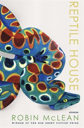 Cover image for Reptile House