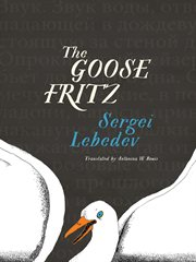 The goose Fritz cover image