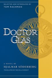 Doctor Glas cover image