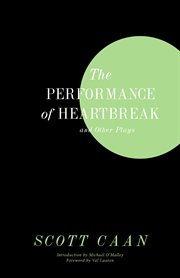Performance of Heartbreak and Other Plays cover image