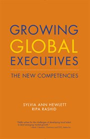 Growing Global Executives cover image