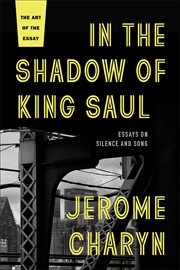 In the shadow of King Saul : essays on silence and song cover image