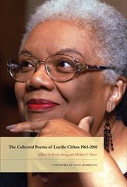 The collected poems of Lucille Clifton 1965-2010 cover image
