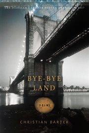 Bye-bye land cover image