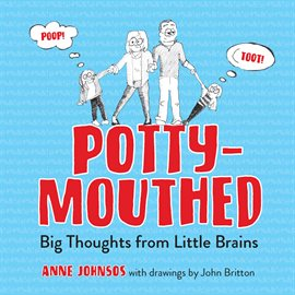 Cover image for Potty-Mouthed