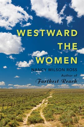 Cover image for Westward the Women