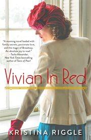 Vivian in Red