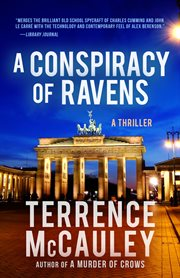 A conspiracy of ravens : a thriller cover image
