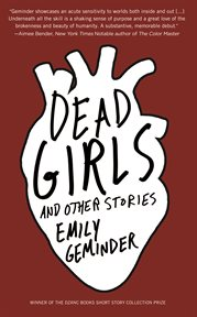 Dead girls : and other stories cover image