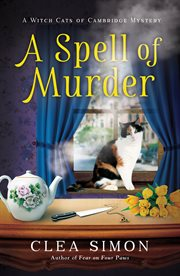 A spell of murder cover image