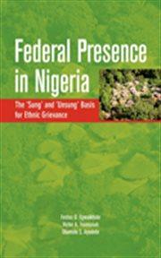 Federal Presence in Nigeria