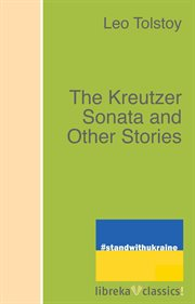 The Kreutzer sonata and other stories cover image