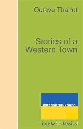 Cover image for Stories of a Western Town