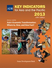 Key Indicators for Asia and the Pacific 2013