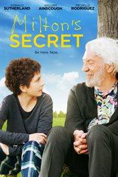 Milton's secret cover image