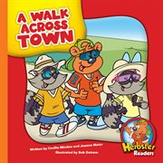 A walk across town cover image