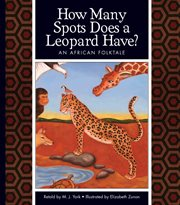 How many spots does a leopard have? : an African folktale cover image