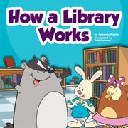 How a library works cover image