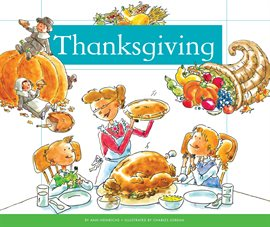 Thanksgiving, book cover
