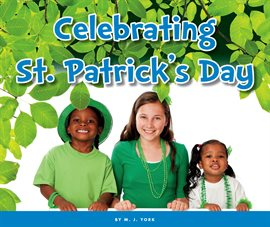 Celebrating St. Patrick's Day, book cover