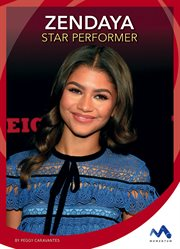 ZENDAYA : star performer cover image